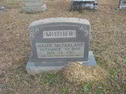 Mamie Peden McFarland (1886-1910) - Find A Grave Memorial