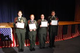 cchs jrotc cadets win awards in veterans of foreign wars oral cchs jrotc voice of democracy