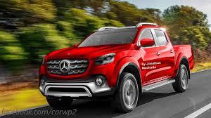 2018 mercedes benz truck. modren truck preview new 2018 mercedesbenz glt pickup  nissan navara frontier mercedes in mercedes benz truck