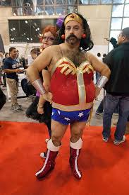 The Funniest Costumes From The NYC Comic Con 2011
