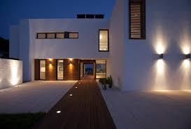 external lighting ideas. External Lighting Ideas. Outdoor Lighting, Trendy Modern Pendant Private House In Menorca: Ideas E