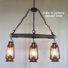 Kitchen Light   Rustic Kitchen Light Fixture With Single Tree And Hanging  Lantern Lights