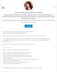 linkedin profile writer linkedin expert on seo personal branding  i develop your fully customized end to end linkedin profile including first person content innovative formatting and linkedin seo