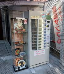 Purchase Vending Machines New We Buy Plastic Food Samples From A Japanese Vending Machine With Mr