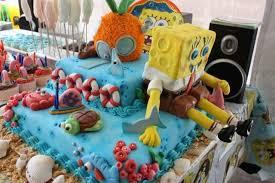 Spongebob Cake 1 Hansel Gretel Cake Design