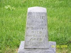 Goldie McDermott (1894-1897) - Find A Grave Memorial