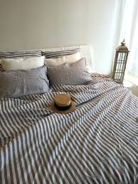 blue and white striped duvet cover fetching pinstripe duvet cover and linen cover striped bedding blue blue and white striped duvet cover