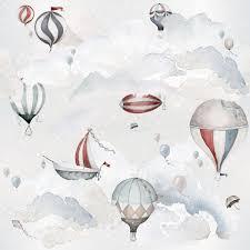 Hot Air Balloon Adventure Nursery ...
