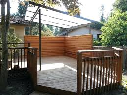 patio privacy screens for patio incredible outdoor screen projects brilliant cover with deck masters within