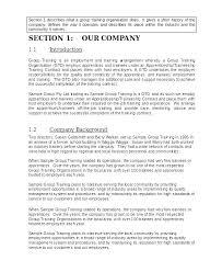 Company Handbook Template New Free Employee Handbook Template For
