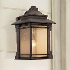 oriental outdoor lighting. franklin iron works hickory point 16 oriental outdoor lighting