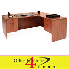 furniture red barrel studio hilale l shape desk with hutch lateral file and inside l
