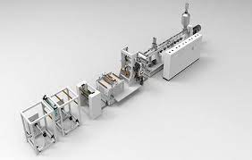 China PP High-transparency Sheet Extrusion Line Manufacturers, Suppliers,  Factory - Wholesale Price - KOOFOR