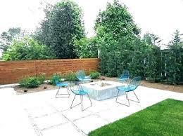 outdoor flooring inexpensive ideas garden creative patio floors 1 over grass