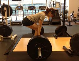 deadlift form gif client of the month sarah moshurchak precision athletics