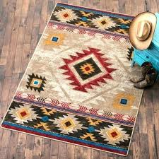 aztec style rugs area rug western rugs tribal native bathroom sets n designs coffee tables runner