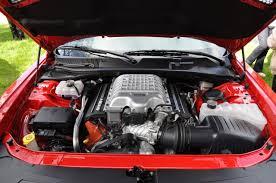 dodge challenger hellcat engine. Fine Hellcat 2015 Dodge Challenger SRT Hellcat With Engine