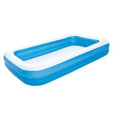 Täispuhutav bassein <b>Bestway 54150</b>, sinine/valge цена   kaup24.ee