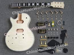 china pango factory lp custom left hand diy electric guitar kit plp 725k china guitar electric guitar