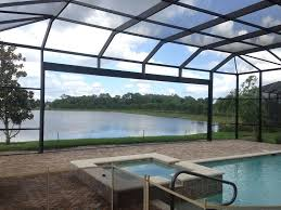 custom pool enclosure hexagon shape. Patio Screen Enclosures In Florida Is A Great Services. Ultra Screen Has  Installed Thousands Of Pool Tampa, Florida. Custom Enclosure Hexagon Shape