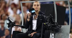 Gözlerden uzak bir hayat yaşayan marijana veljovic'in instagram hesabında yalnızca 1.5k takipçisi. Marijana Veljovic Wiki Facts About The Chair Umpire Officiating Australian Open