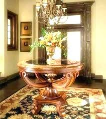 farmhouse entry table round entry table round entry table round entry table decorating ideas foyer stunning