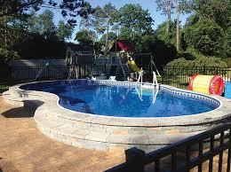 above ground pools in ground. Exellent Ground Scott  And Above Ground Pools In L