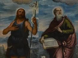 Znalezione obrazy dla zapytania obrazy jana chrzciciela