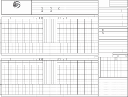 Sample Phase 10 Score Sheet Template 24 Unique Softball Score Sheet Printable DOCUMENTS IDEAS 13
