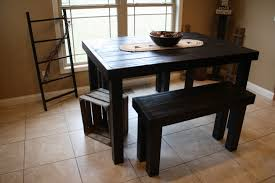Bench Style Kitchen Table Bench Style Dining Table Dining Room Tables And Benches Lovely