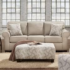 sofa sofa wayfair wayfair leather sofas beige silver patterned ottoman armchair and throw pillows brown