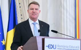 """P) """"România Educată"""", proiectul Președintelui Iohannis, la aniversarea a 100 de ani de învățământ universitar românesc la Cluj Napoca"""