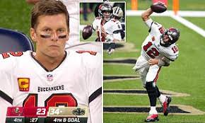 Saints got robbed official song: Brady S Big Buccaneers Debut Falls Flat As The 43 Year Old Loses 34 23 To Saints In New Orleans Daily Mail Online