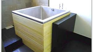 nonsensical extra deep soaking tub with shower combo bathtub