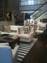 u201cconsider me a newly devoted and very pleased customeru201d blue striped rug c19