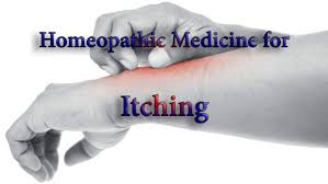 Homeopathic Medicine for Itching - Homeopathic Medicine And Treatment