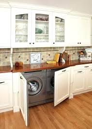 counter depth washer and dryer. Exellent Washer Under Counter Washer And Dryer Hidden In Kitchen  Depth Combo Inside Counter Depth Washer And Dryer R