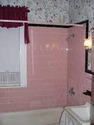 Pink Bathroom Wallpaper on WallpaperSafari