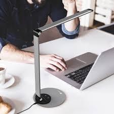 quality metal led desk lamp taotronics taotronics led work lamp