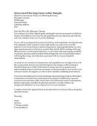 Sample Cover Letter For Entry Level Job Sample Cover Letter Rn Entry Level Cover Letter New Doing A