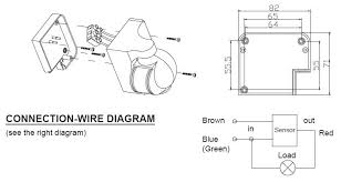 180 detection angle wall mount pir sensor switch buy pir sensor stand alone pir sensor wiring at Wiring Diagram Pir Sensor