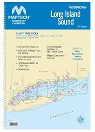 Maptech Waterproof Chartbooks Long Island Sound 5th Ed