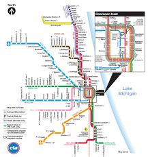 cta chicago map