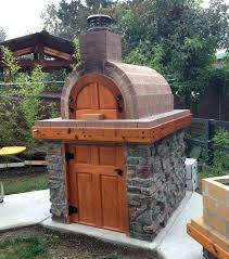wood fired pizza oven kits adelaide new kit stuff inspirational best outdoor fireplace images on of