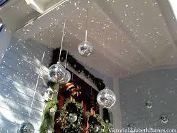 Mirror Balls Decorations