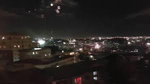 Capodanno 2019 dalla collina del Vomero a Napoli - YouTube