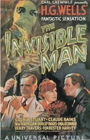 film reviews from the cosmic catacombs the invisible man  the invisible man poster