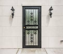 Iron Doors Design