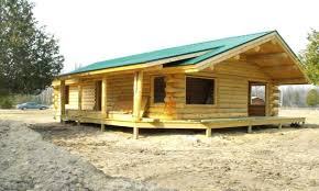 cute 800 square foot log cabin plans