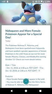 Pokemon Go Celebrates International Day of the Girl with Mini Event